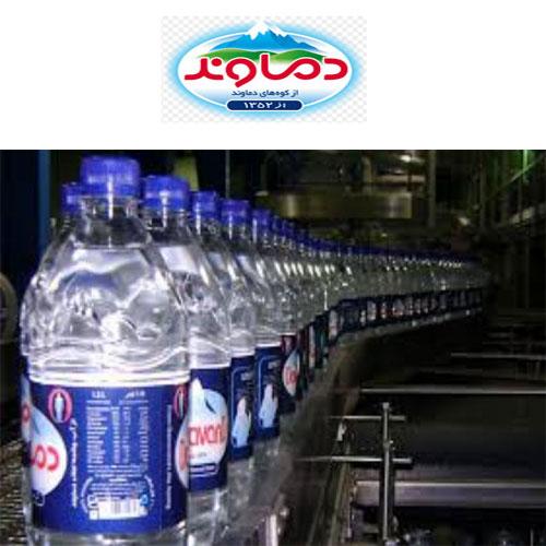 آب معدنی دماوند